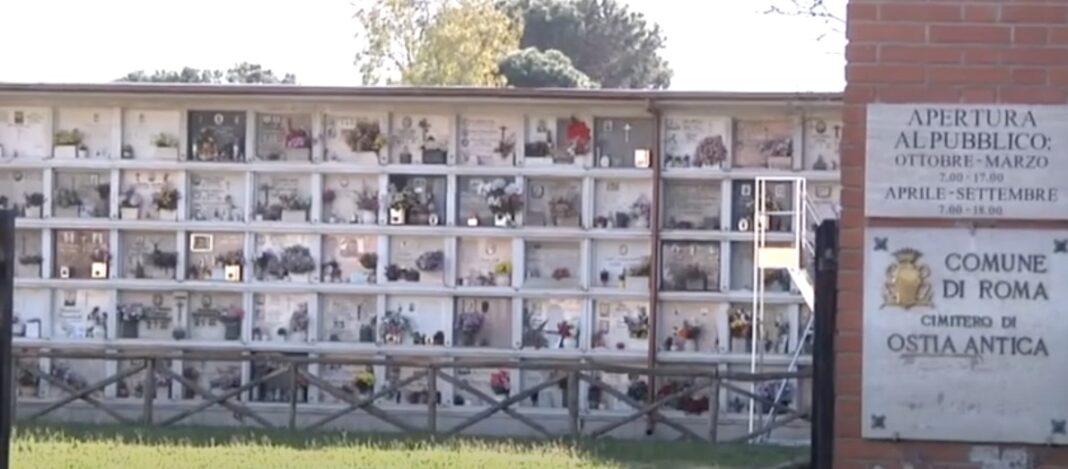 cimiteri capitolini al collasso