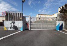 murale labriola ostia