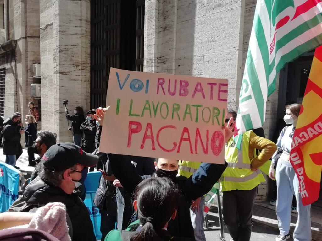 protesta alitalia