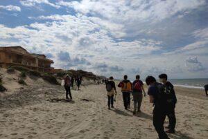 Ardea, i volontari puliscono la spiaggia: raccolti oltre 800 chili di plastica 1
