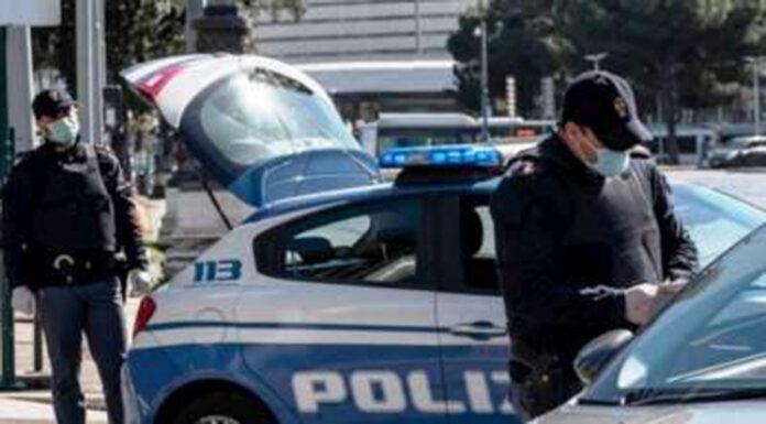 assembramenti polizia-covid