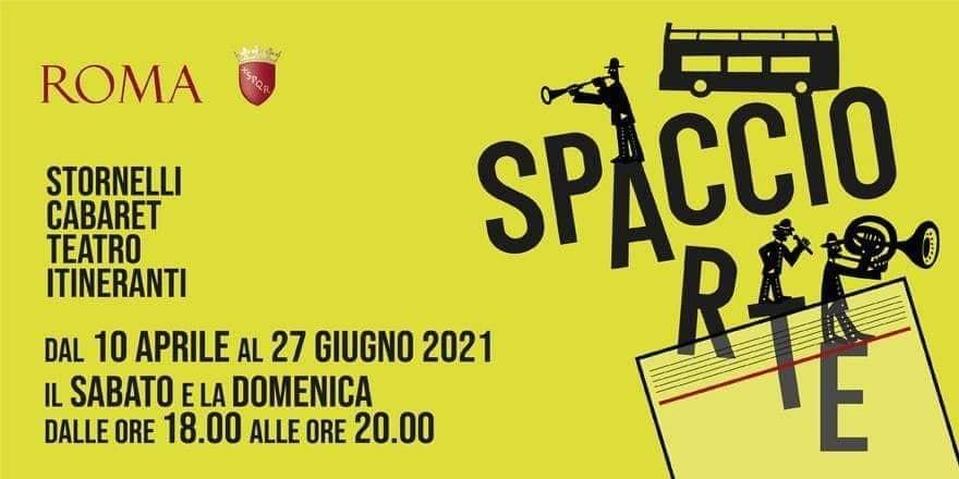 """Arriva """"Spaccio Arte"""": scopri gli appuntamenti dell'area ovest di Roma 1"""