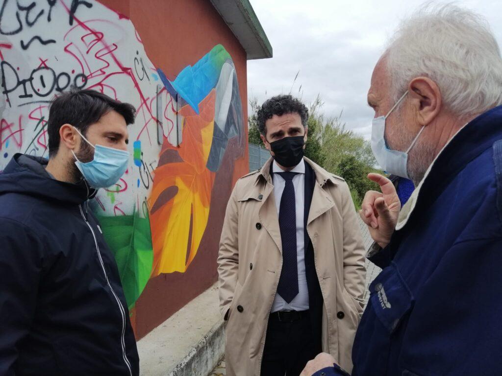 street art parco leonardo
