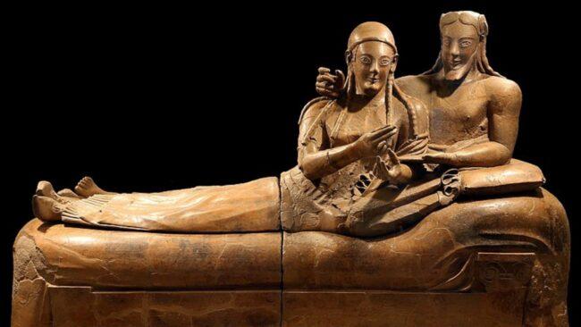 Incontro con Valentino Nizzo, Direttore del Museo Nazionale Etrusco di Villa Giulia 2