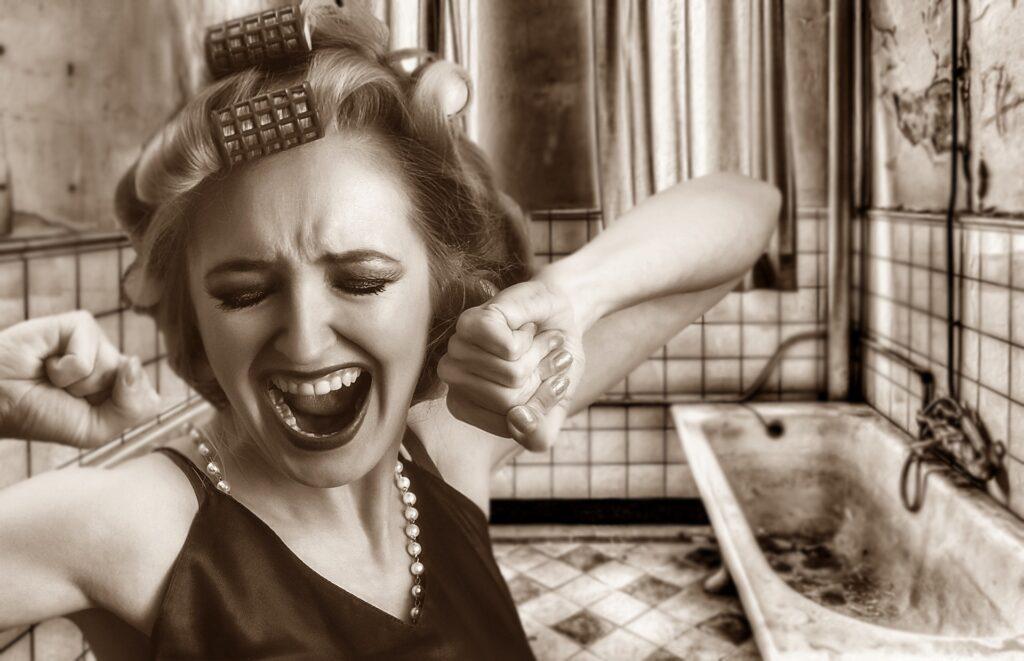 I capelli sono un termometro dell'umore, sul quale influiscono i brutti ricordi 1