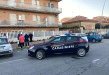 carabinieri ferito emorragia