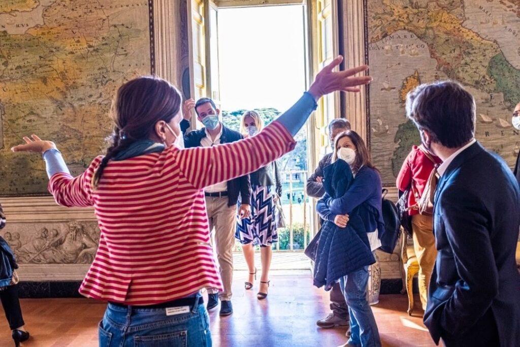 """Musica, arte e storia: Castello Chigi aperto con """"Castel Fusano Melodica"""" 2"""