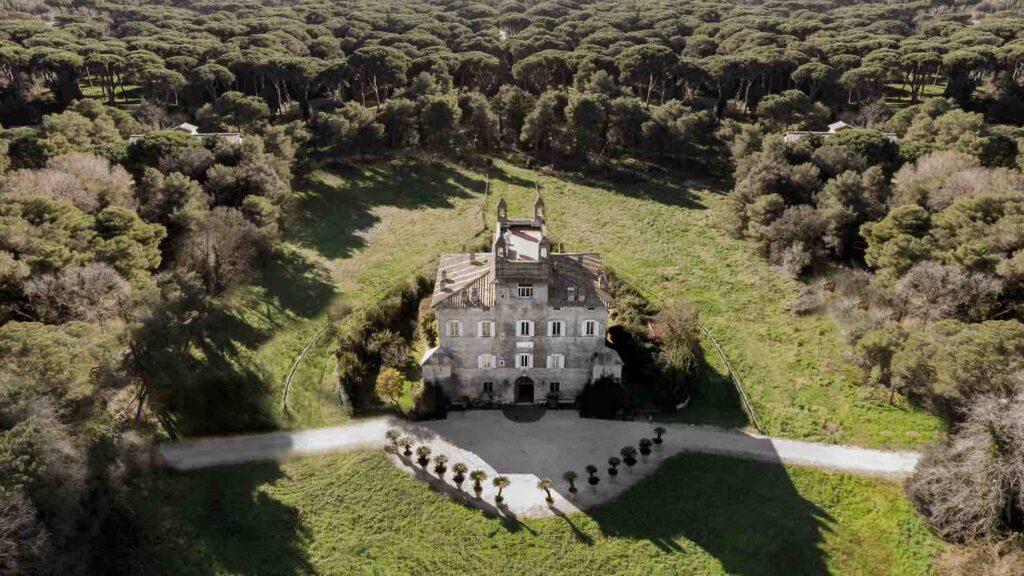 Castel Fusano Melodica 5