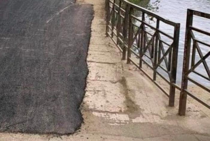 La Soprintendenza boccia la pista ciclabile sulla banchina del Tevere 1
