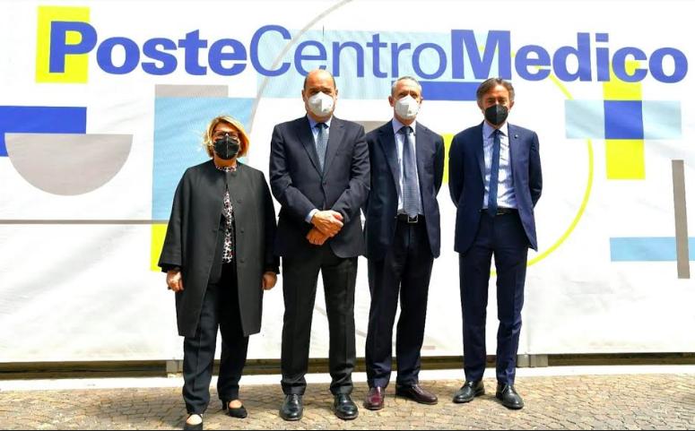Postali più sani: all'Eur il Centro Medico polispecialistico di Poste Italiane (VIDEO) 1