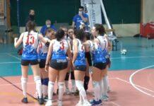 pallavolo femminile lungoraggio ostia volley serie b2
