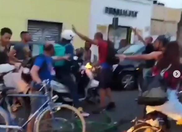 Torpignattara Critical Mass