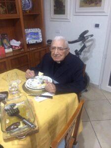 Monsignor Fanti compie 102 anni: è il sacerdote più longevo di Fiumicino 1