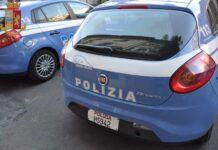 drogato polizia
