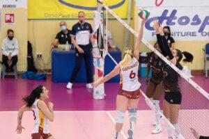Volley femminile. Il sogno è realtà: l'Acqua e Sapone Roma è in A1 4