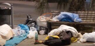 ladispoli senzatetto stazione