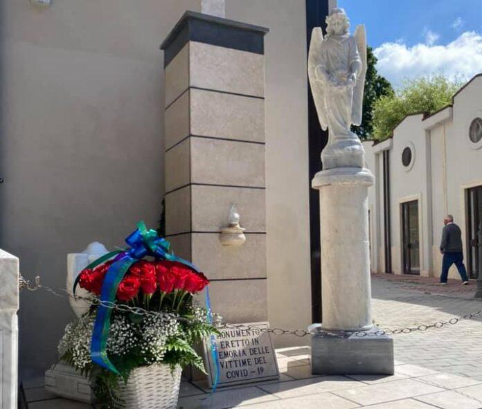covid-19 monumento nettuno