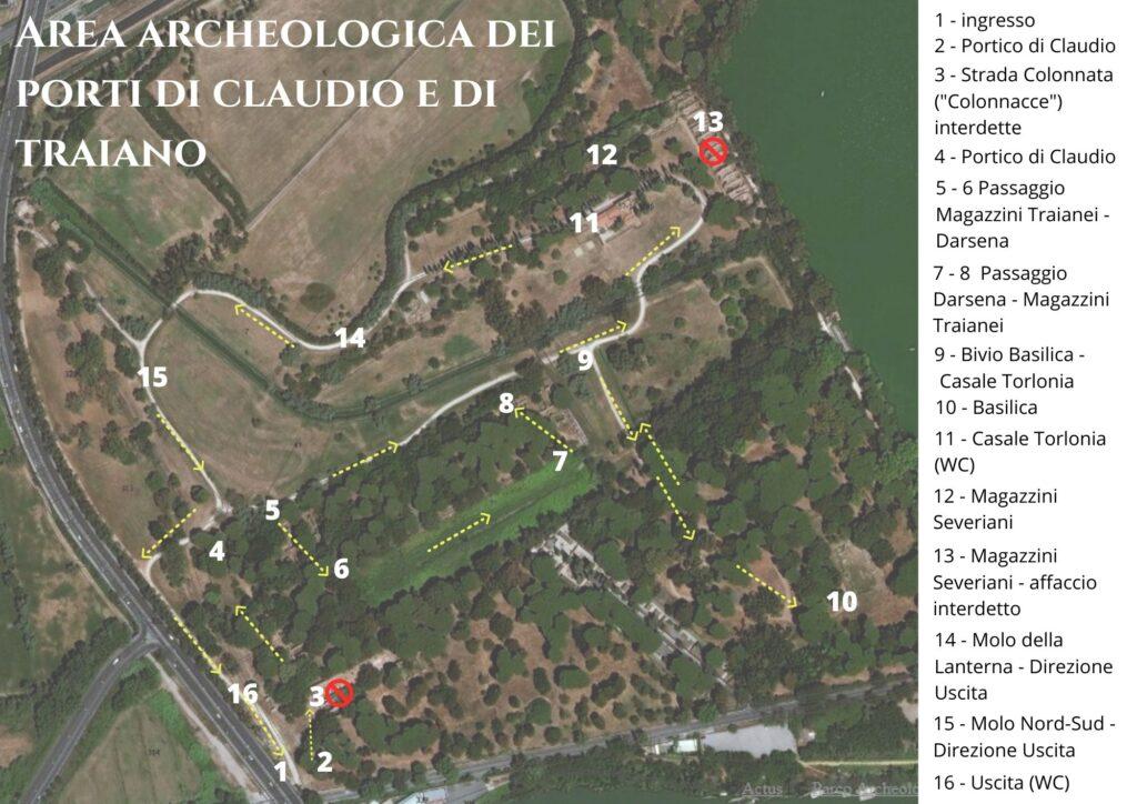 Fiumicino: Porti Imperiali e Necropoli riaprono al pubblico dal 6 maggio 1