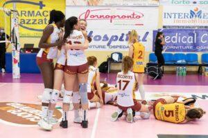 Volley femminile. Il sogno è realtà: l'Acqua e Sapone Roma è in A1 5