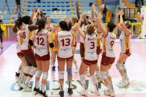 Volley femminile. Il sogno è realtà: l'Acqua e Sapone Roma è in A1 2