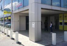 ufficio postale pomezia esterno
