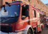 vigili del fuoco palidoro