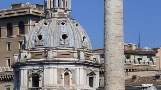 La Colonna Traiana: il suo clone in 2D è a Ostia Antica 2