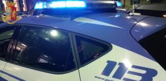 ostia polizia