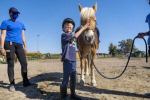 La pet therapy nei disabili con la Fondazione Roma Litorale 1