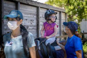 La pet therapy nei disabili con la Fondazione Roma Litorale 2