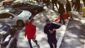 Aveva messo a segno tre rapine in banca: arrestato 47enne di Fiumicino (VIDEO) 1