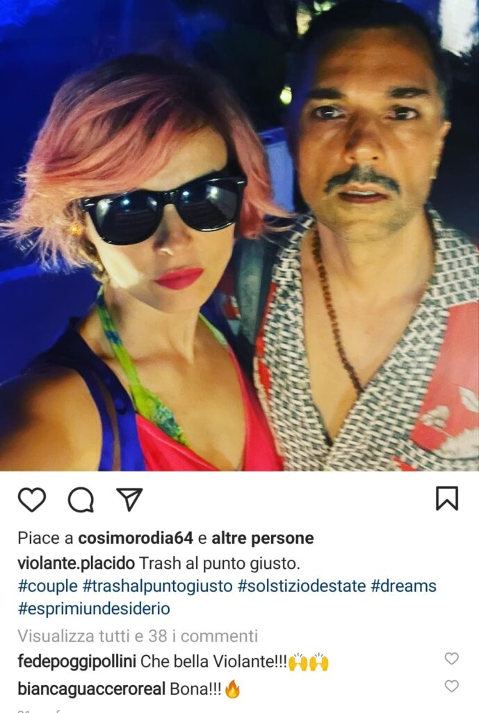 Party alla Magnum PI: le celebrità del cinema in festa a Ostia 1