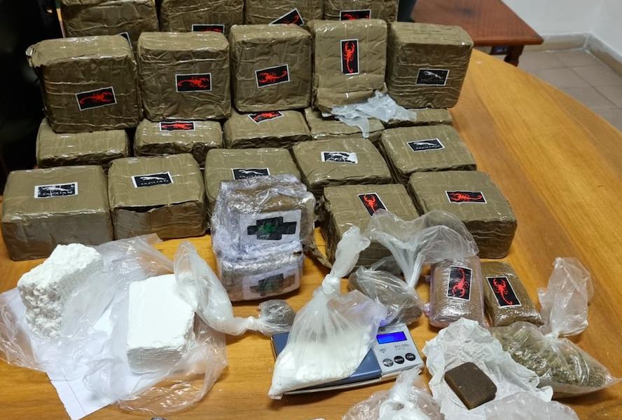 Roma: nascondeva sotto il letto oltre 15 kg di droga. Due arresti nelle ultime ore 1