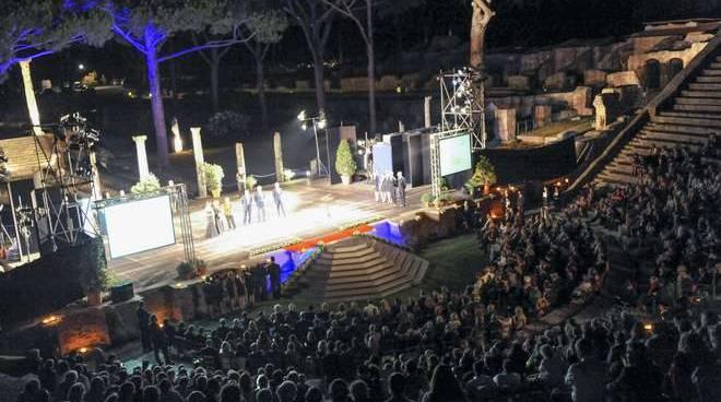teatro romano ostia