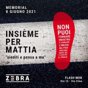 Infernetto, un anno dopo: oggi il flash mob per ricordare Mattia Roperto 1