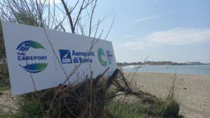 """Focene: 70 volontari Adr al lavoro per pulire la spiaggia di """"Pesce Luna"""" 4"""