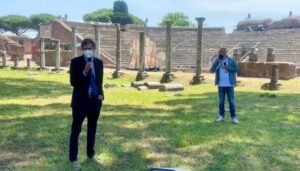 Ostia-Fiumicino a pedali per sostenere la ricerca oncologica pediatrica 2