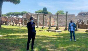 Ostia-Fiumicino a pedali per sostenere la ricerca oncologica pediatrica 3