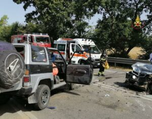 Ladispoli, incidente sull'Aurelia: morto un 58enne 1