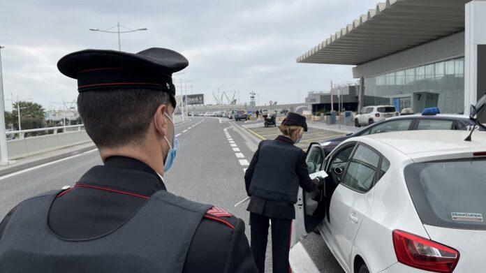 aeroporto sanzionati ncc