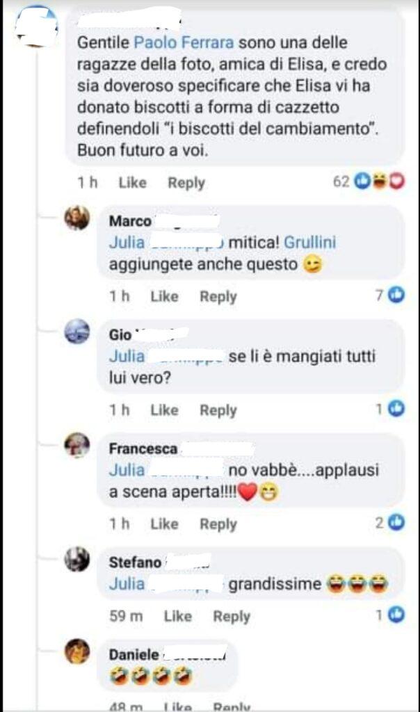 Gaffe di Paolo Ferrara (M5S), contestato all'Addio al nubilato 3