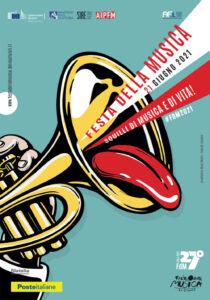 cartolina festa della musica