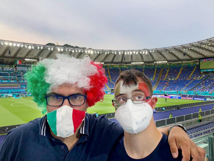 italia disabili euro 2020