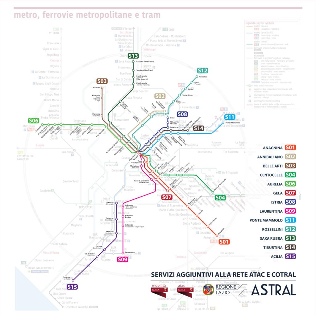 Linea S15 prolungata, primi problemi a Giardino di Roma 1