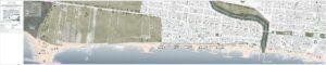 Ladispoli: ecco quale sarà il percorso della nuova pista ciclabile 1