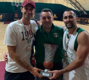 Basket: le Stelle Marine vincono la Coppa Centenario C2 1