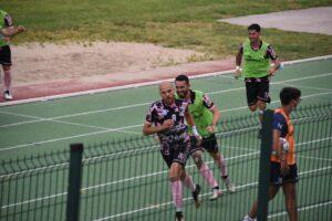 Calcio, l'Unipomezia vince contro il Tivoli e vola in serie D (VIDEO) 1
