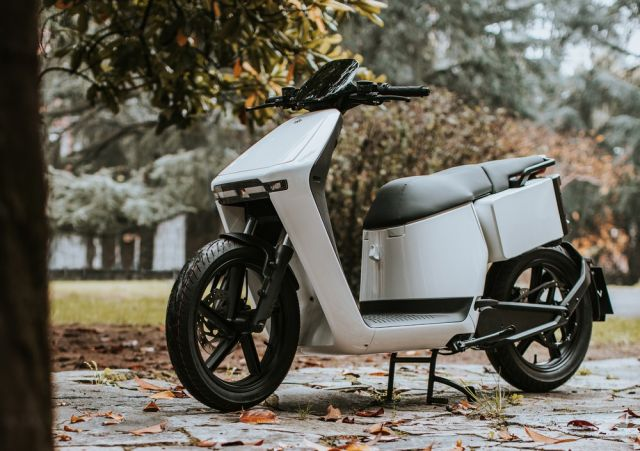 scooter elettrico Wow