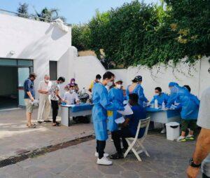 Covid, cominciata la vaccinazione degli immigrati di Anzio e Nettuno 2