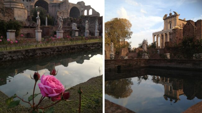 La Casa delle Vestali nel Foro Romano riapre al pubblico dopo il recupero 3